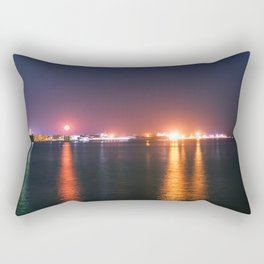 Urban Nights, Urban Lights 10 Rectangular Pillow
