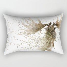 A Time Long Past Rectangular Pillow