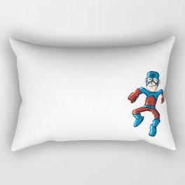 The Atom! Rectangular Pillow