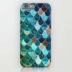 REALLY MERMAID TIFFANY Slim Case iPhone 6