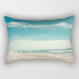 The swimmer Rectangular Pillow