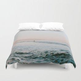 summer waves Duvet Cover