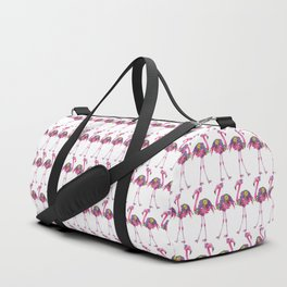 Fancy Felicity Flamingo Duffle Bag
