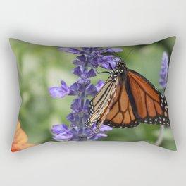 BUTTERFLY I Rectangular Pillow