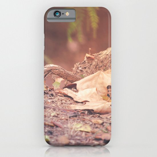 Autumn in August iPhone & iPod Case