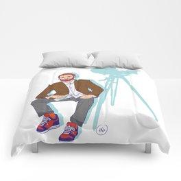 The film-maker Comforters