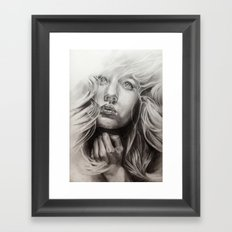 Find The Light     By Davy Wong Framed Art Print
