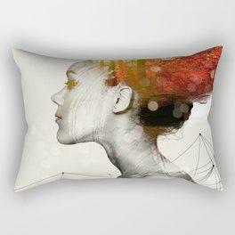 Fashion Geometry Rectangular Pillow