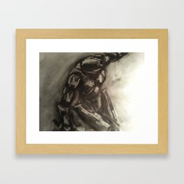 Chief Framed Art Print