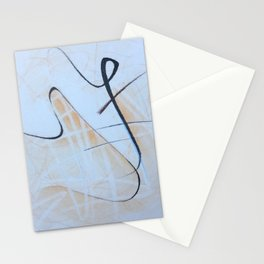 The Limit of Affliction Stationery Cards