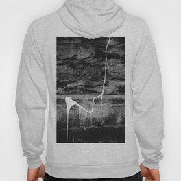 ABSTRACT URBAN LONDON BLACK AND WHITE PHOTOGRAPH Hoody