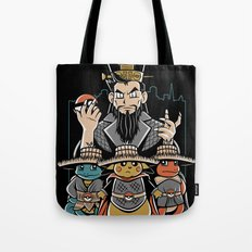 Big Trouble in Little Kanto  Tote Bag
