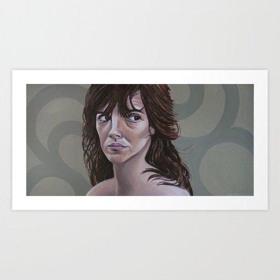 Iodine Art Print