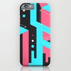 Flat Geometry iPhone 6s Slim Case