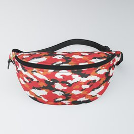 Pop Hit Fashion Camouflage - Hotness Fanny Pack