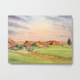 Arrowhead Golf Course Colorado Metal Print
