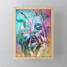 UnThinkable Framed Mini Art Print