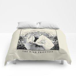 Fig. II - The High Priestess Comforters