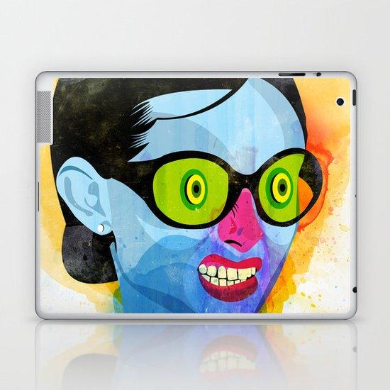 Fussy Laptop & iPad Skin