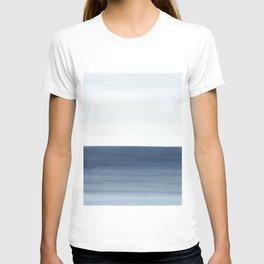 Ocean Watercolor Painting No.1 T-shirt
