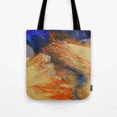Burning River Tote Bag