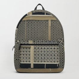 The Wall (pattern) Backpack