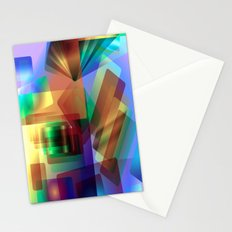 Alluvial Flare Stationery Cards
