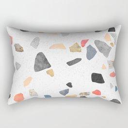 Terrazzo Treasure Rectangular Pillow