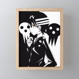 Soul Eater Framed Mini Art Print