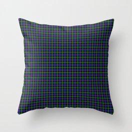 Farquharson Tartan Plaid Throw Pillow