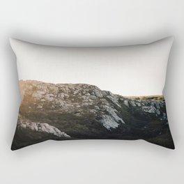 Fogo Island Landscape Rectangular Pillow