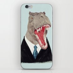 T. Rex - All Business iPhone & iPod Skin