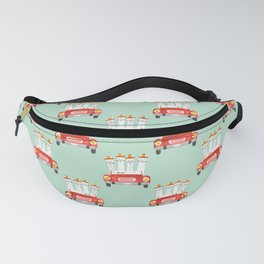 The four amigos Fanny Pack