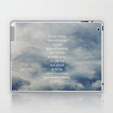 Lao Tzu Laptop & iPad Skin
