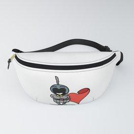 Capitan Gondola - Love Fanny Pack