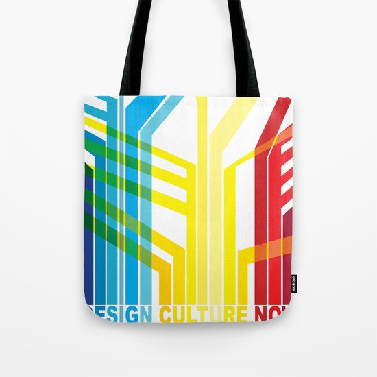 Design Culture Tote Bag
