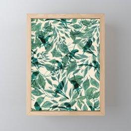 Tropical Sound Framed Mini Art Print