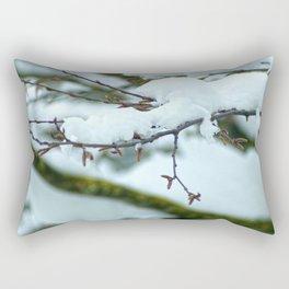 In genere nix Rectangular Pillow