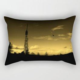 Wrekin Transmitter Rectangular Pillow