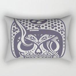 Skull 77 Rectangular Pillow