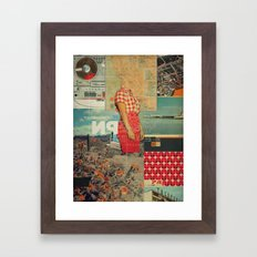 NP1969 Framed Art Print