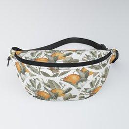 Orange Blossom Fanny Pack