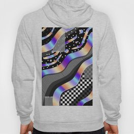 Chromatic Pattern Hoody