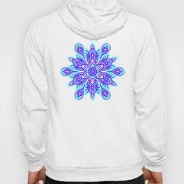 Neon Flower Hoody