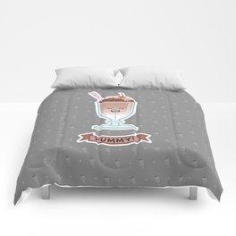Yummy! Comforters