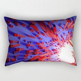 N.KOREA Rectangular Pillow