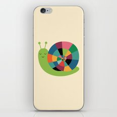 Snail Time iPhone & iPod Skin