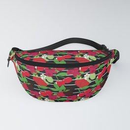 Juicy Fruit Stripe Fanny Pack