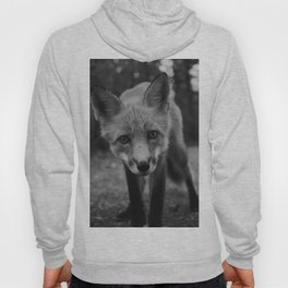The Fox (Black and White) Hoody