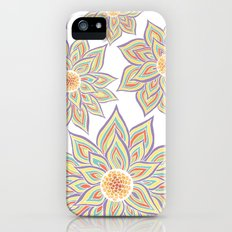Floral Rhythm iPhone (5, 5s) Slim Case